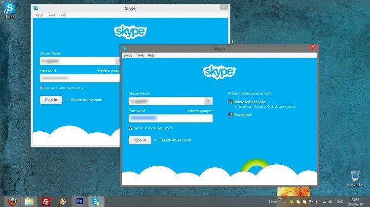 multiple-skype
